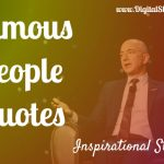 Famous People Quote